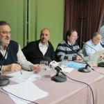 2011-03-16_Francisco Espinosa, Miguel Muga, Pedro Garcia y Ramon Sáez. p