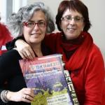 2012-04-14 Limoges_Carmen Dalmau y Paloma Leon pta Ateneo
