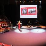 Pilar Bardem preside el homenaje a la Asoc Madres contra la Droga