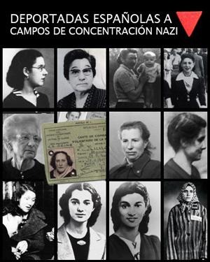 Departadas españolas en los campos de concentración nazis