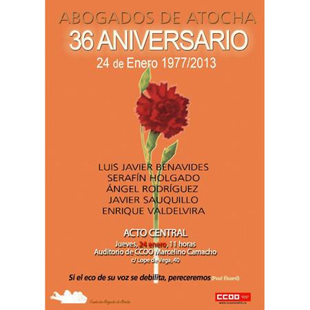 Atocha-2013