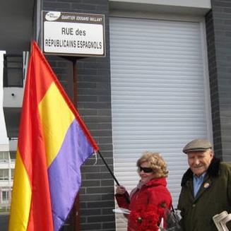 Rue des républicains espagnols Bobigny