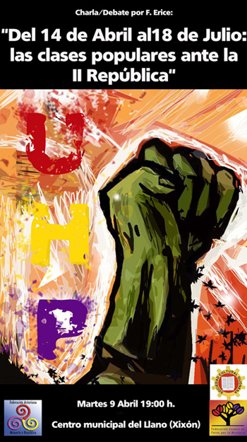 cartel charla erice llano 2013 350