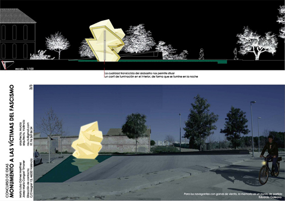 proyecto monumento carmona