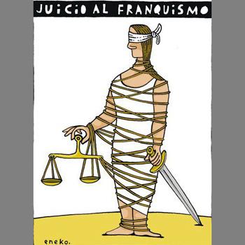 Viñeta Eneko juicio al franquismo web