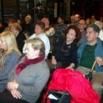 Entre el público, Carlota Leret