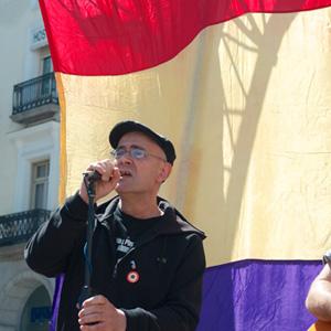 Madrid, Marcha día 14 de Abril, República