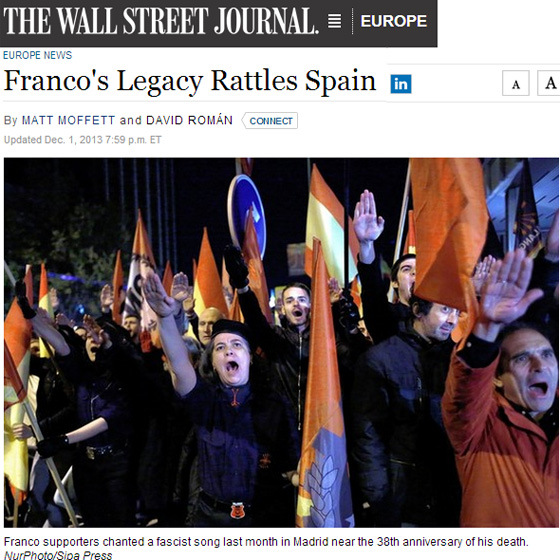 Noticia WSJ