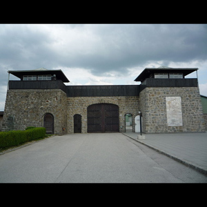 mauthausen entrance