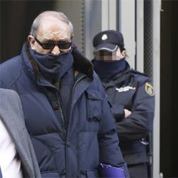 Los exmandos policiales del franquismo, el guardia Muñecas