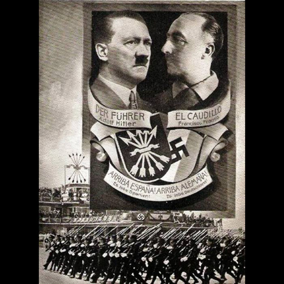 FEDERACION FOROS MEMORIA-Engendro fascista