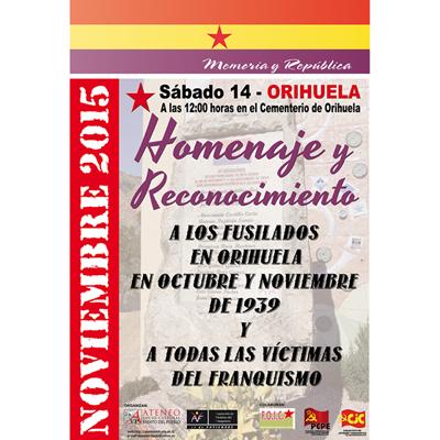 cartel fusilados 2015